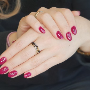 paznokcie-czerwone